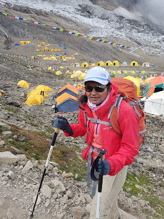 Aparna Kumar Becomes the First Indian Woman to Scale Mt Manaslu