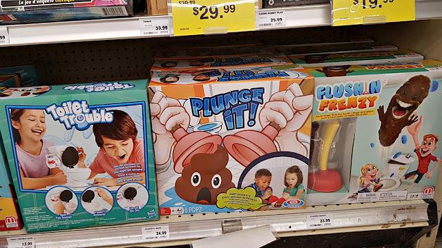 Poop play...