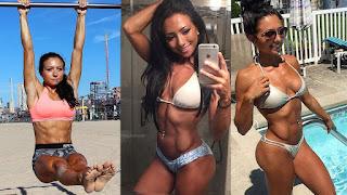 Bikini Model Legs and Butt Workouts Ashley Nocera Diva