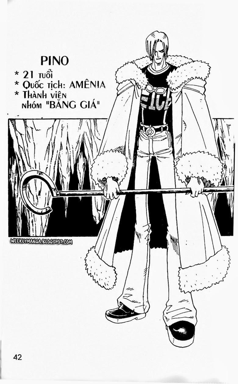 Shaman King [Vua pháp thuật] chap 131 trang 14