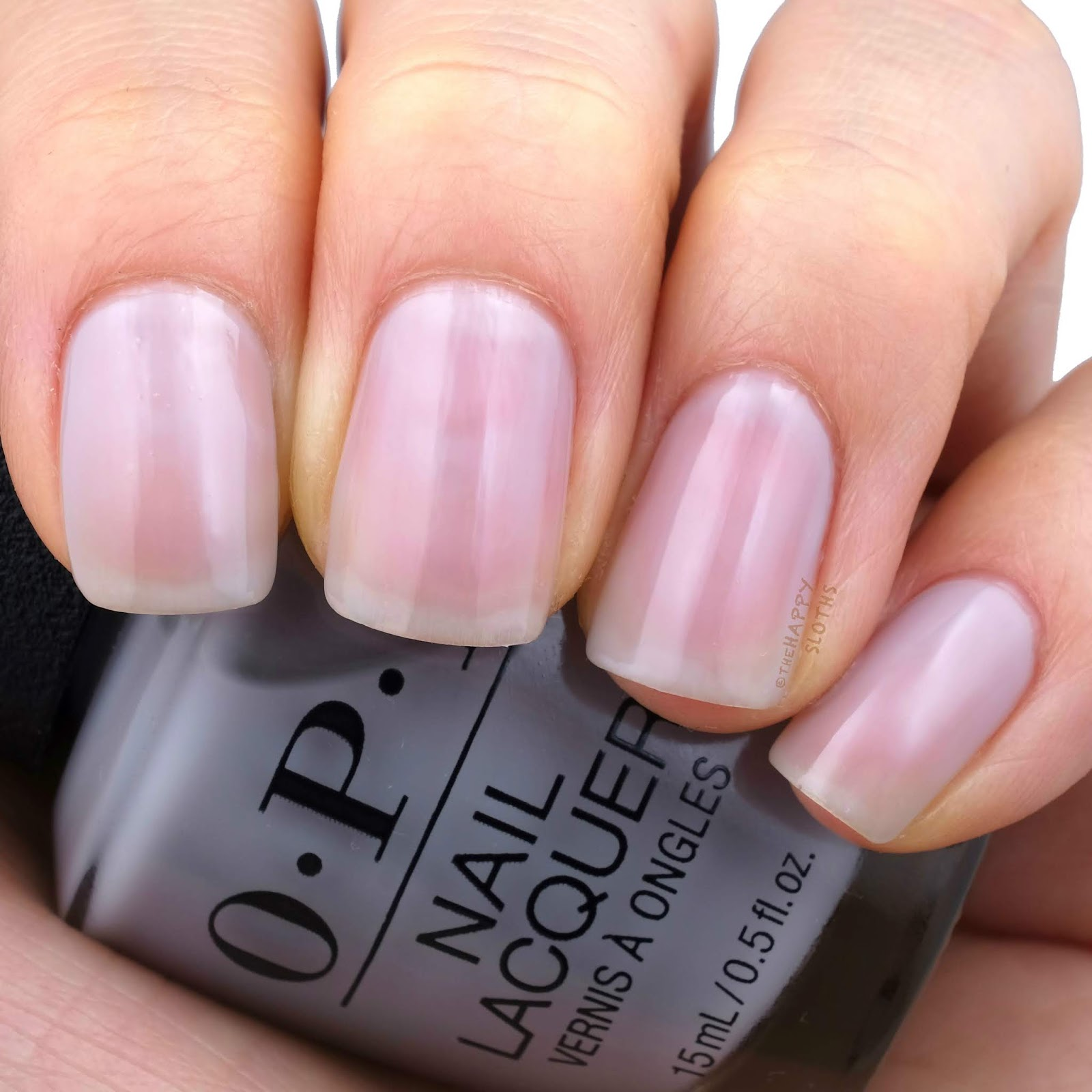 OPI | Always Bare for You Collection | Engage-meant to Be: Review and Swatches