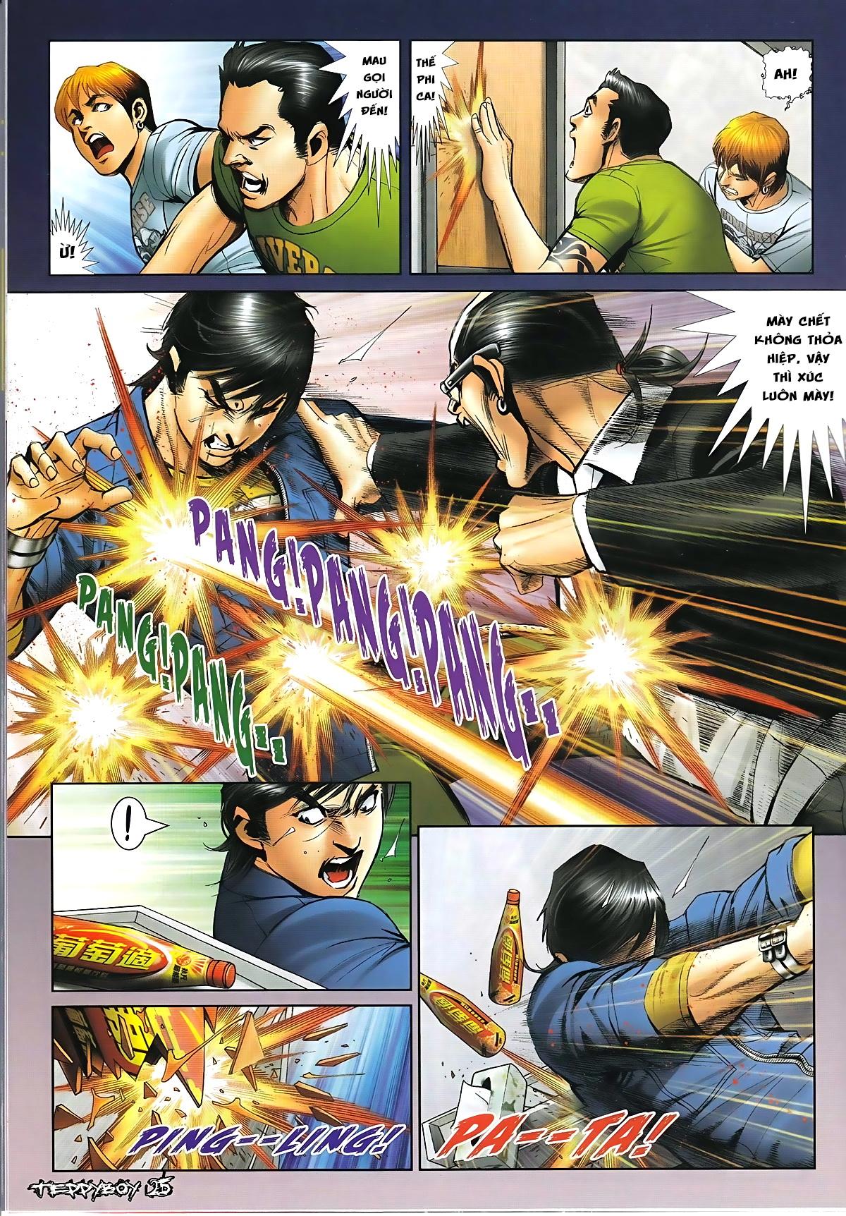 Người Trong Giang Hồ - Chapter 1316: Trả thù cho Cha - Pic 23
