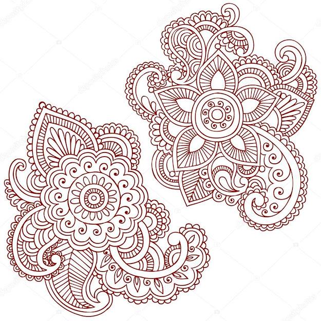 Best Images About Mandalaideas On Pinterest  Henna Mandala Flower  Tattoos And Henna Mehndi
