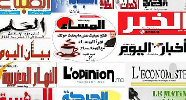صحف الجمعة: 5 أشخاص سرقوا 260 هاتفا من داخل المحكمة، واكتشاف النفط بسواحل المغرب..