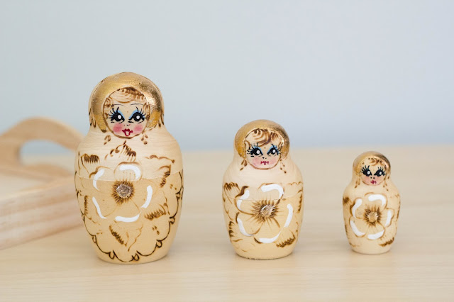 Some reasons why we love Matryoshka dolls and some Montessori friendly options!