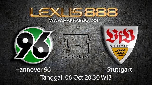 Prediksi Bola Jitu Hannover vs Stuttgart 6 Oktober 2018 ( German Bundesliga )