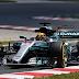 Mercedes domina sexta-feira em Barcelona