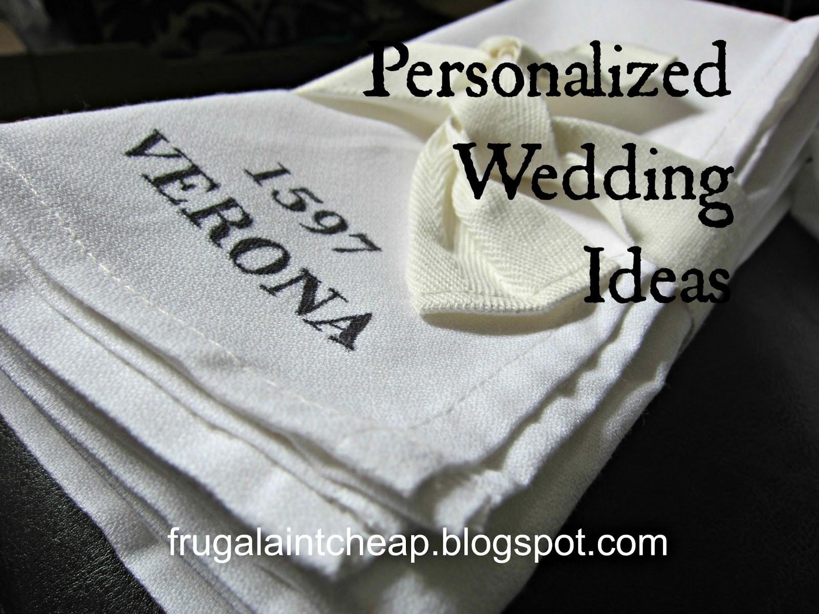 Cheap Wedding Gifts Ideas: Frugal Ain't Cheap: Wedding Gifts Ideas