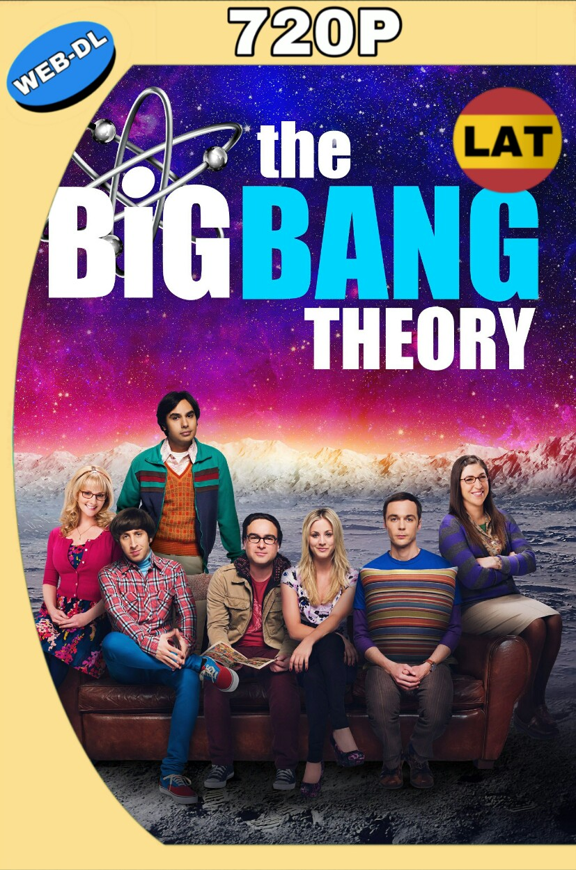 LA TEORÍA DEL BIG BANG TEMPORADA 12 (09/24) HD 720P LATINO MKV