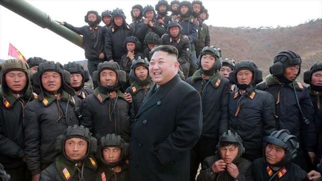 Pyongyang promete represalias duras contra sanciones de EEUU