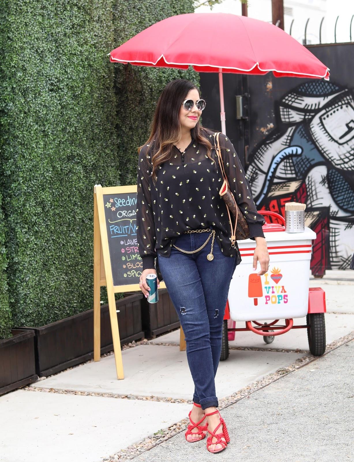 socal latina blogger, latina fashion blogger,