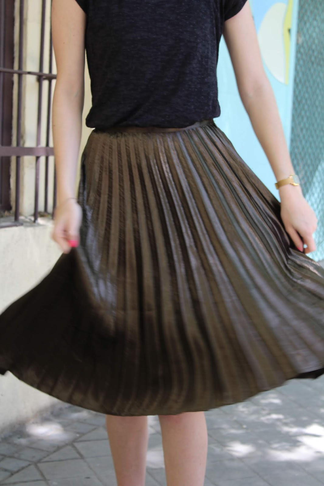 porter jupe longue