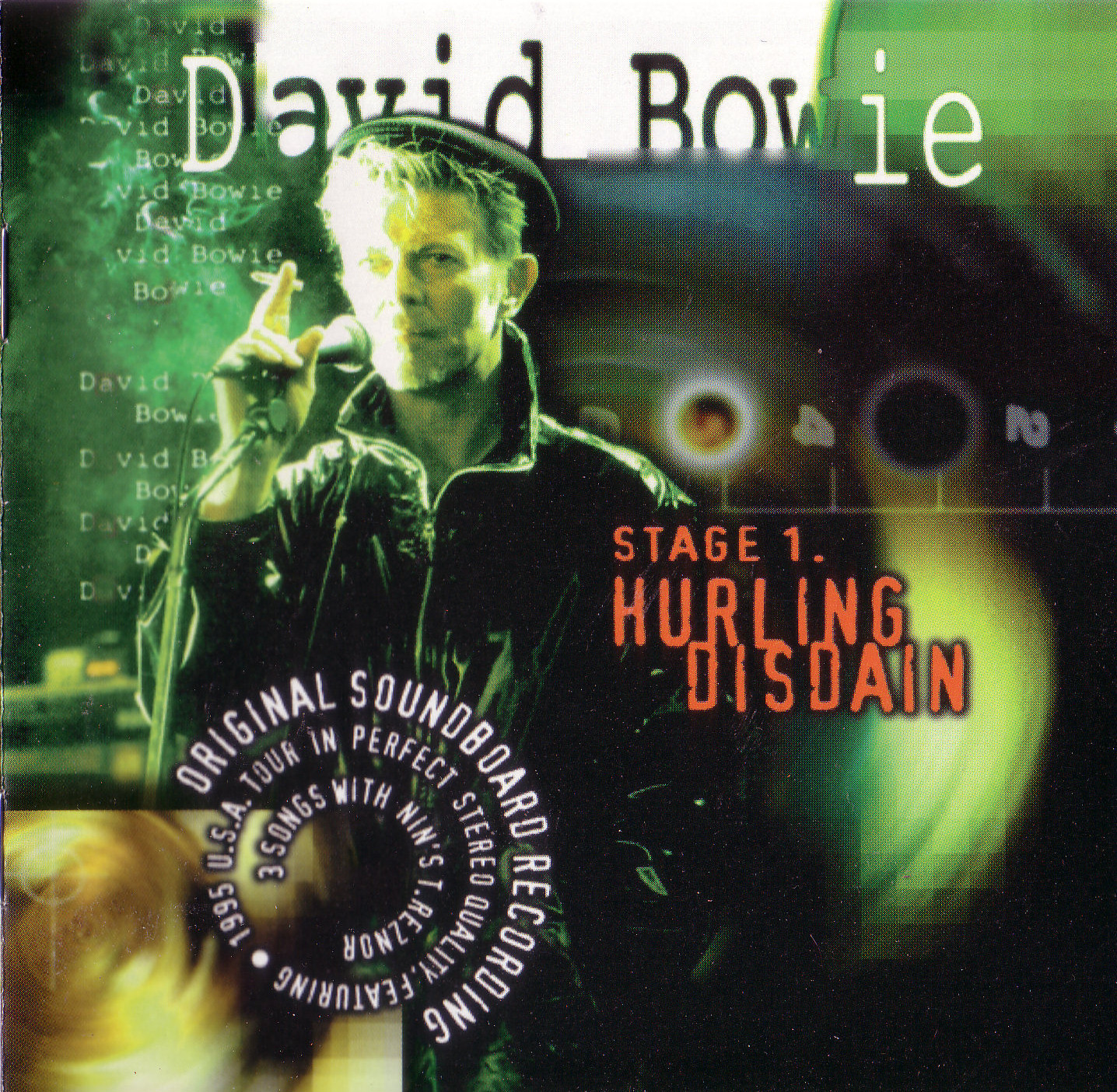 World Of BOOTLEGS: BOOTLEG : David Bowie & Nine Inch Nails ...