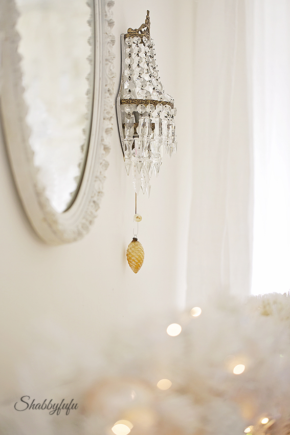 french sconce christmas