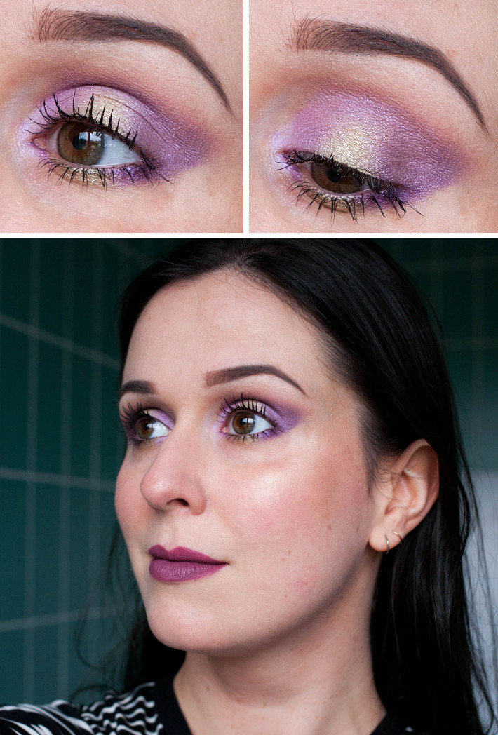 Beauty: Urban Decay XX Vice LTD Reloaded review and four looks