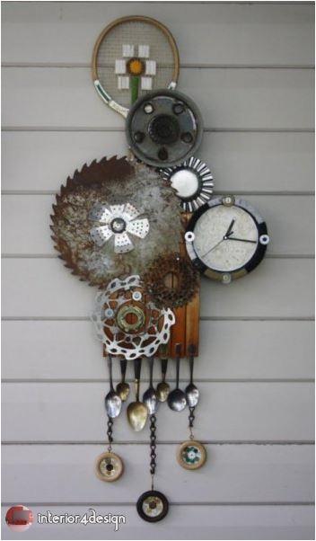 Unique Wall Clocks 19