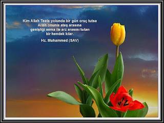 iftar mesajları resimli