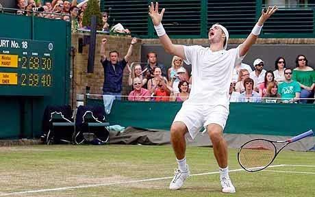 3d73265bad4 Surto História  Isner x Mahut e o jogo sem fim em Wimbledon - Surto ...