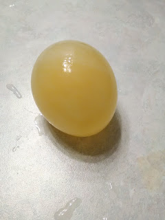 Rubber Egg