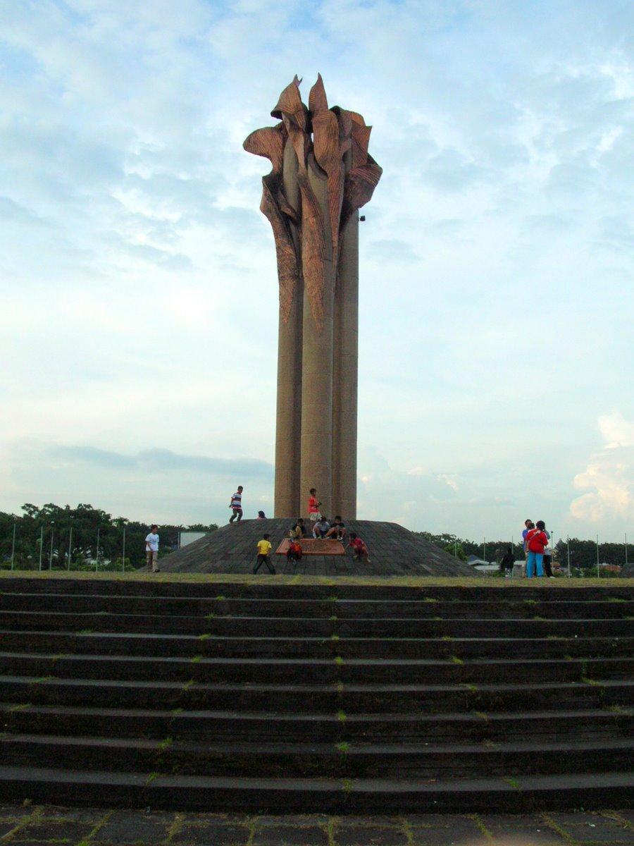 Monumen Bandung Lautan Api  Wawasan Nusantara