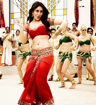 9f6188bf8f663a This red saree of hers in the song was appreciated very much. Kareena s wax  statue at Madam Tussauds is now undergoing a costume change with this saree.
