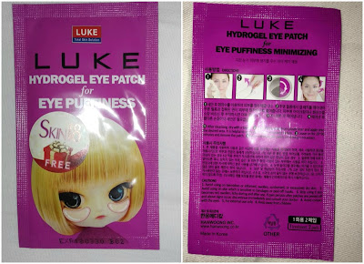 luke eye patch purple