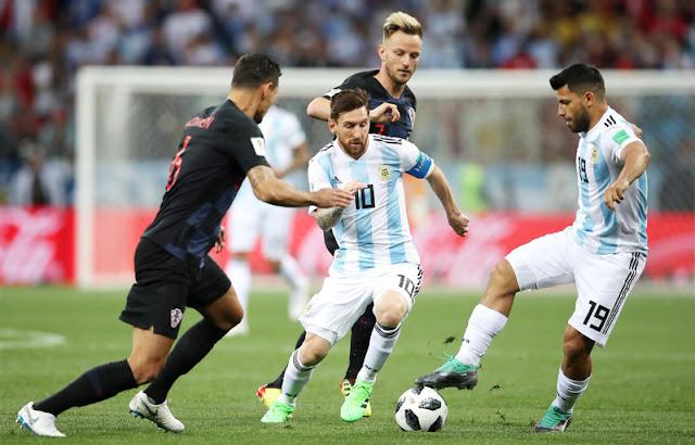 Đã cản được Messi, Croatia không ngại Mbappe!