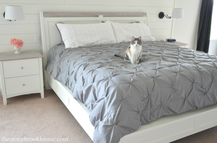 How To Transform Your Bed Frame With Paint