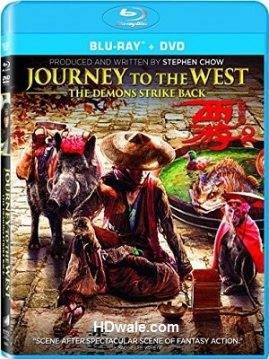 Journey to the West The Demons Strike Back (2017) BluRay