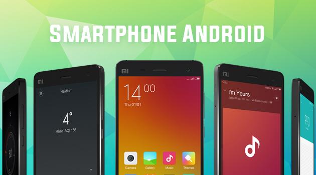5 HP Android Terbaik dengan Harga Murah