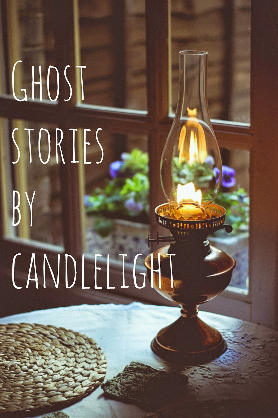 ghost stories by candlelight