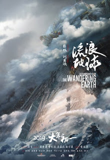 Download Film The Wandering Earth (2019) Subtitle Indonesia