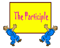The Participle lesson