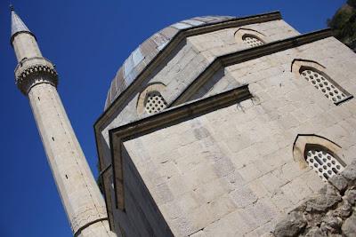 Mosque of Pocitelj in Bosnia Herzegovina