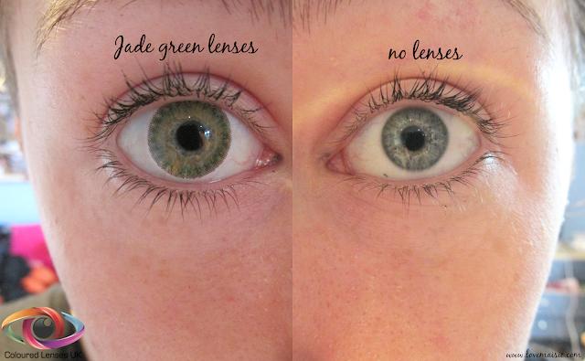 Coloured Lenses UK Review | Love, Maisie