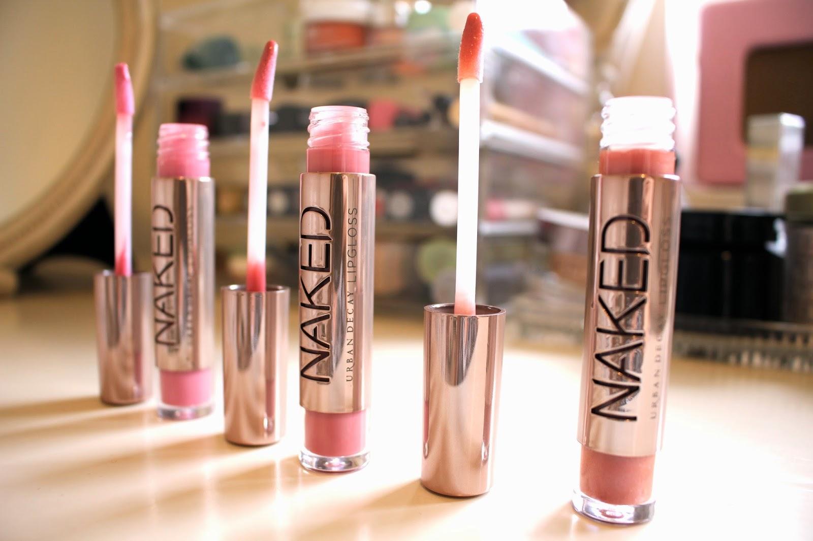 Urban Decay Naked Skin Ultra Nourishing Lipgloss for