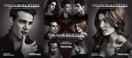 Shadowhunters | Bound by Blood | 2x09 | Review & Discussion | Faith