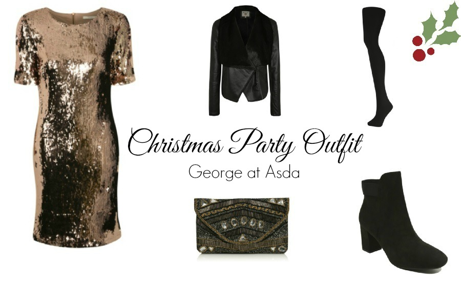 What to wear at Christmas, Budget style, George at Asda Christmas, The Style Guide Blog