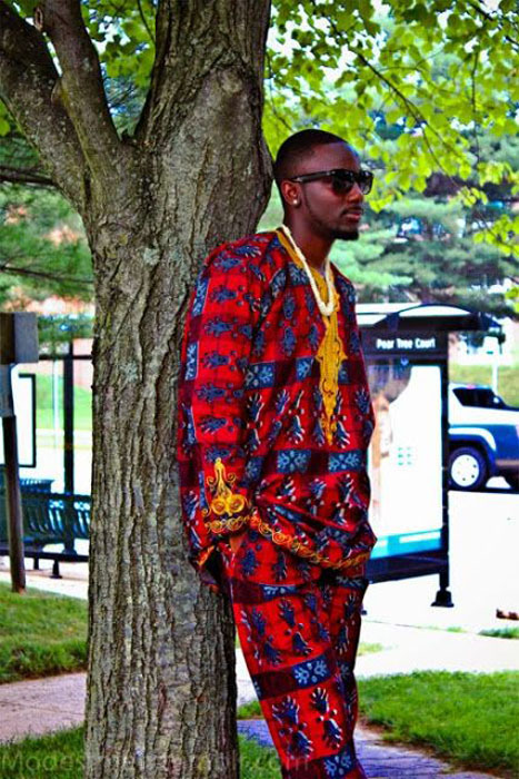 Latest ankara styles for guys (28)