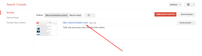 Cara Membuat Sitelink Situs Pada Pencarian Google