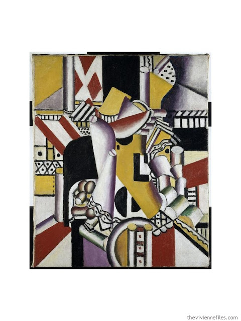 Le Pot a Tisane by Fernand Leger