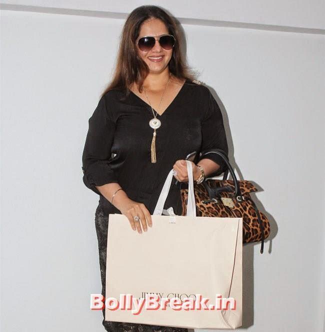 Kiran Bawa, Bollywood Page 3 Girls Pics from Rubal Nagi Birthday Brunch