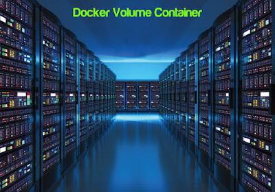 Docker Volume Container