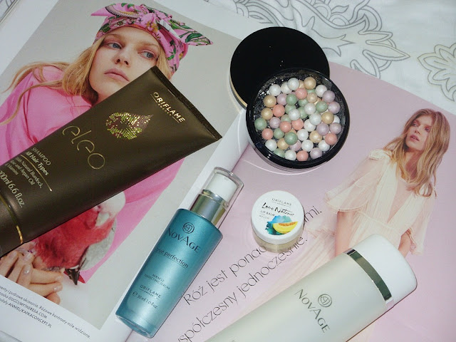 Porozmawiajmy o kosmetykach Oriflame :)