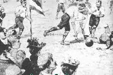 Sejarah Asal usul Terbentuknya Sepakbola menurut Ahli Sejarah dan FIFA