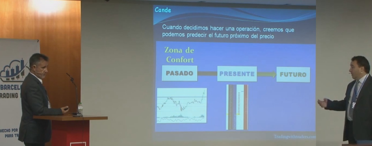 Conferencia TED WALLER & CANDE en Barcelona Trading Point