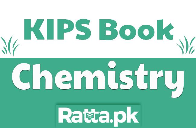 KIPS Chemistry Book for Entry Test pdf download