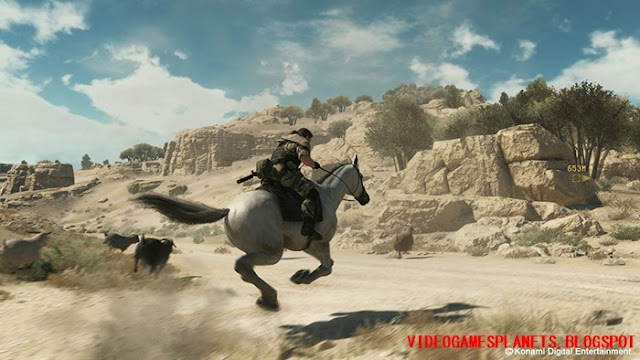 download metal gear solid 5 phantom pain highly compressed