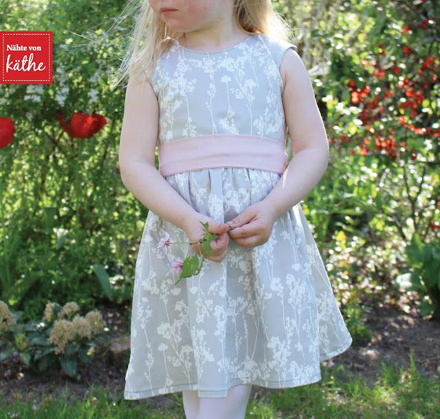 Kleid Audrey von Mariele