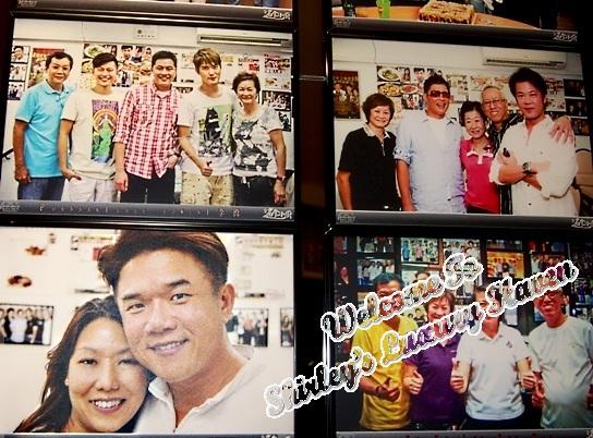 famous kitchen sembawang mediacorp artistes